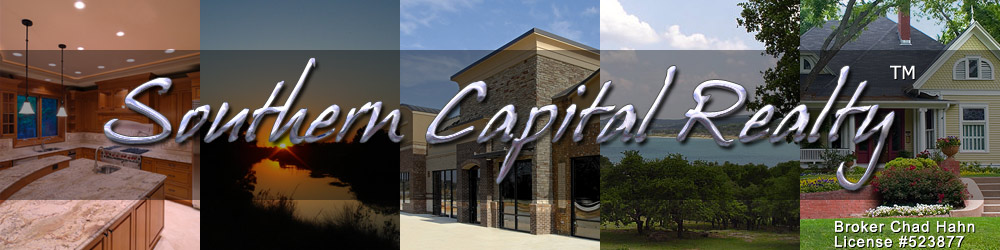 New Braunfels Texas Real Estate - Southern Capital Realty - Chad Hahn